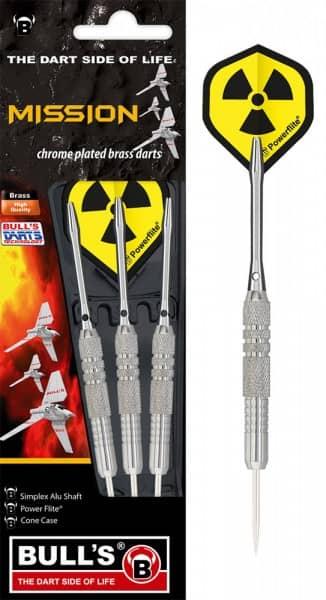 Steeldarts BULLS Mission Steel Dart 21g