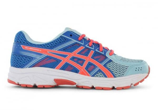 Asics Laufschuhe Kinder GEL-CONTEND 4 GS blau orange