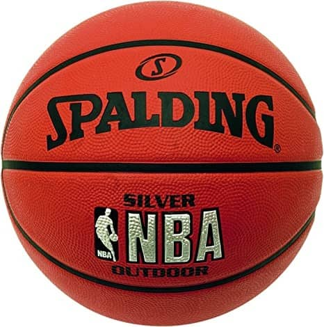 Spalding NBA Silver Outdoor SZ.7
