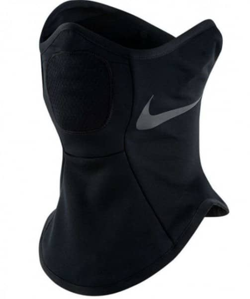 Nike Squad Snood Schal Neckwarmer schwarz