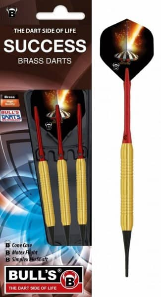 Steeldarts BULLS Success Soft Dart 18g