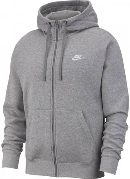Nike Fitnessjacke m nsw club hoodie fz bb