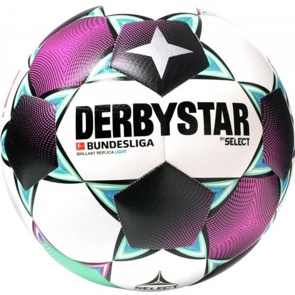 Derbystar Fußball BL Brillant Replica Light