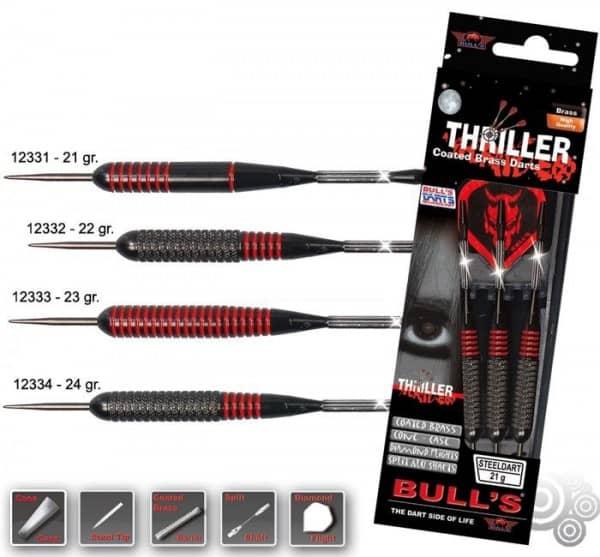 Steeldarts BULLS Thriller Steel Dart