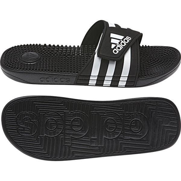 Adidas Badelatsche NOS ADISSAGE,CBLACK/FTWWHT/CBLACK_F35580