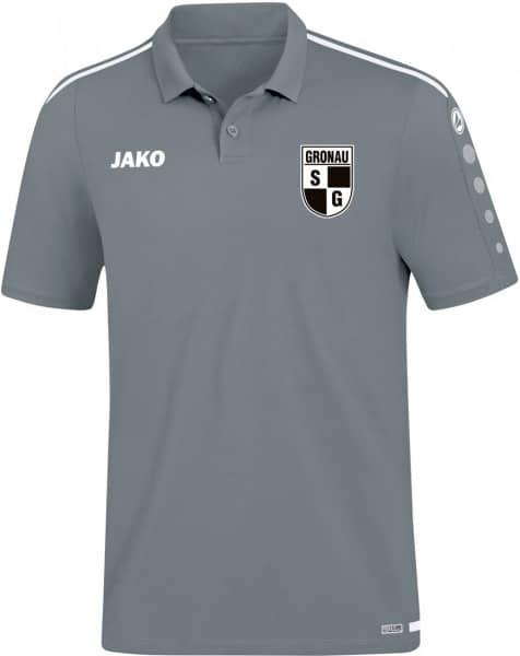 SG Gronau Polo-Shirt grau