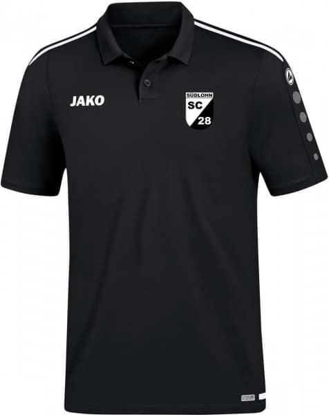 SC Südlohn Polo-Shirt schwarz
