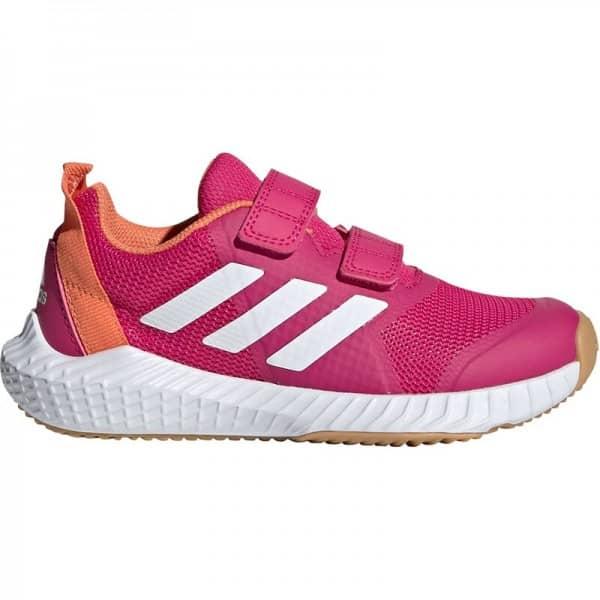 Adidas Hallenschuhe FortaGym pink