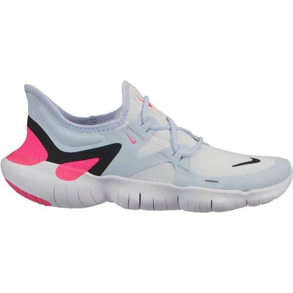 Nike Laufschuhe Damen WMNS NIKE FREE RN 5.0,WHITE/BLACK-H