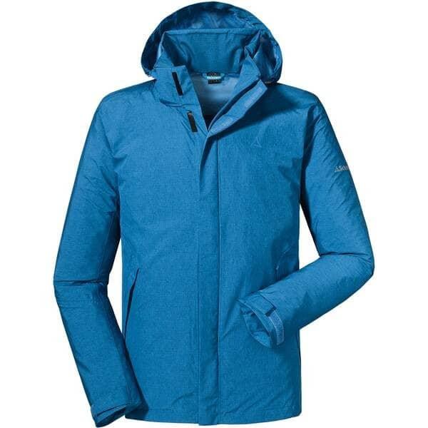 Schöffel Jacke Jacket Easy M4 hellblau