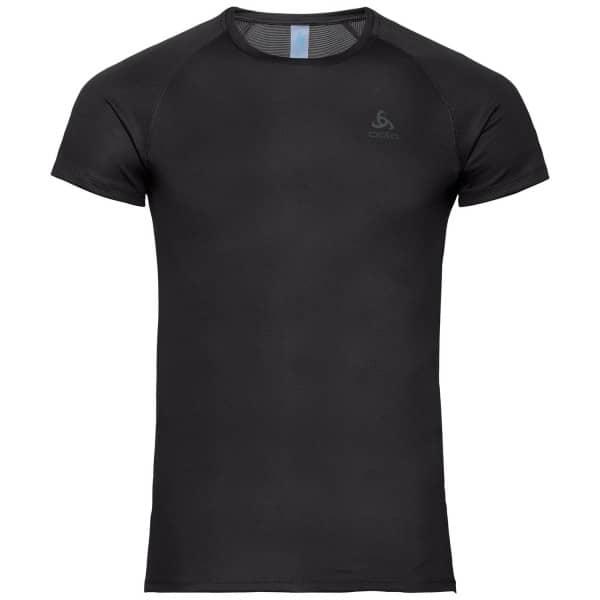 Odlo Herren ACTIVE F-DRY LIGHT T-Shirt schwarz