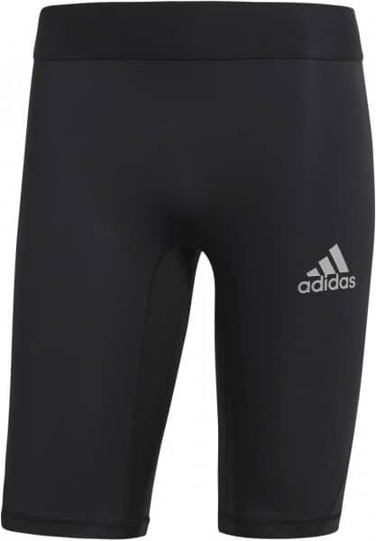 Adidas Herren Laufhose schwarz