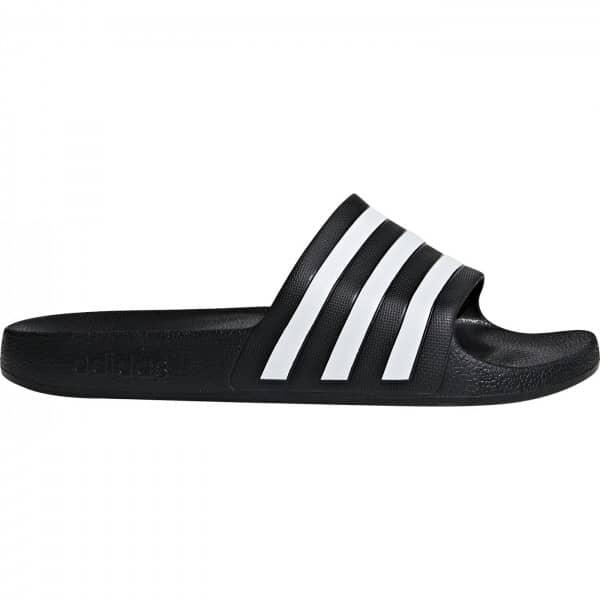 Adidas Badelatsche ADILETTE AQUA,CBLACK/FTWWHT/CBLACK_F35543
