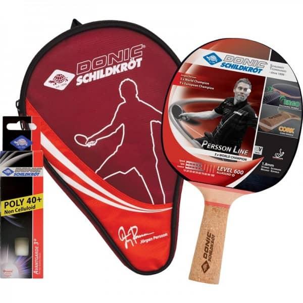 MTS Tischtennis-Set Persson 600