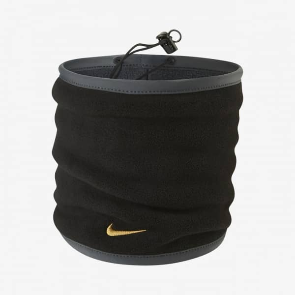Nike Reversible Neck Warmer Schal schwarz grau