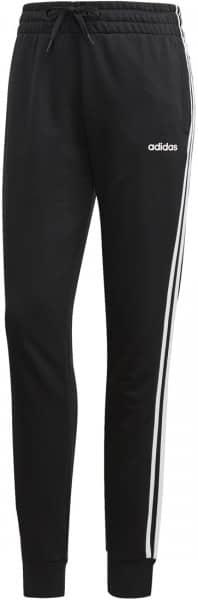 Adidas Damen Trainingshose W E 3S PANT,BLACK/WHITE
