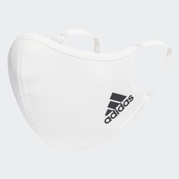adidas Face Cover Maske Gr. XS/ S weiß