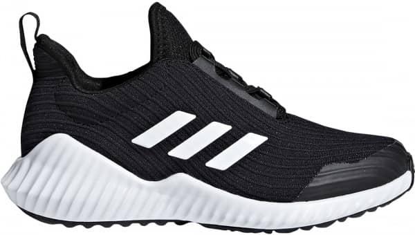 Adidas Laufschuhe Kinder FortaRun schwarz