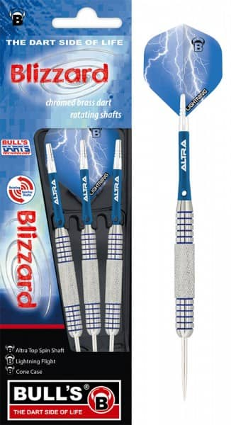 Steeldarts BULLS Blizzard Steel Dart