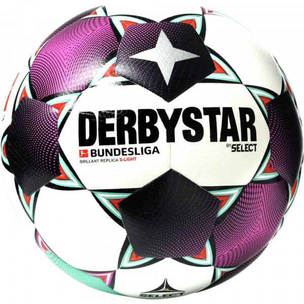Derbystar Fußball BL Brillant Replica S-Light