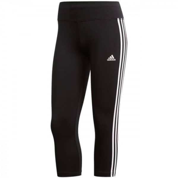 Adidas Damen Laufhose RSM D2M RR 3s 3/4 Tight