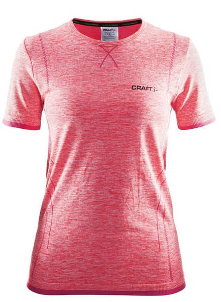 Craft Shirt active comfort rot