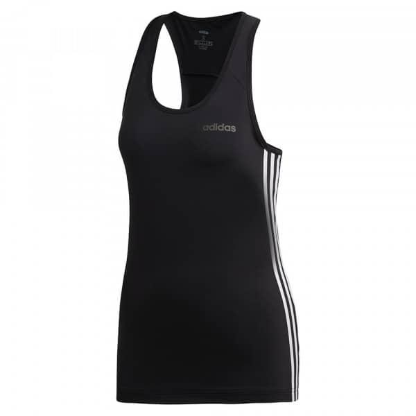 Adidas Fitnessshirt w d2m 3s tank,black/white