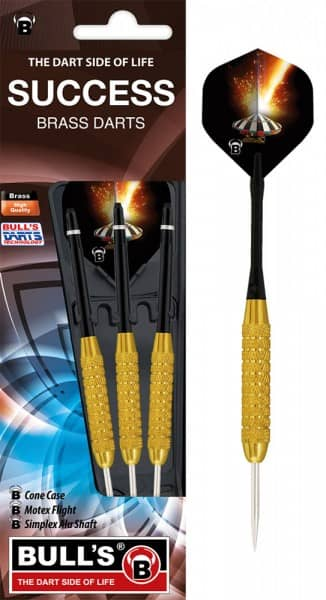 Steeldarts BULLS Success Steel Dart 21g