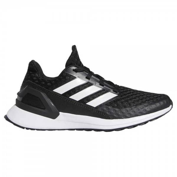 Adidas Laufschuh RapidaRun schwarz