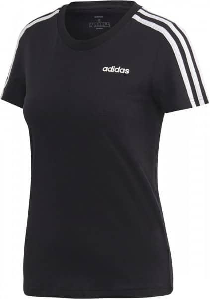 Adidas Fitnessshirt nos w e 3s slim tee,black/white