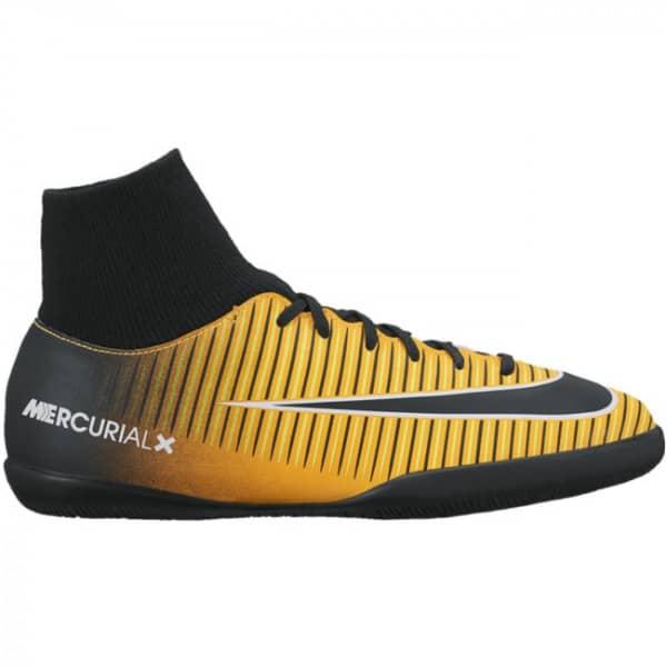 Nike Fußballschuh JR MERCURIALX VICTORY 6 DF IC gelb