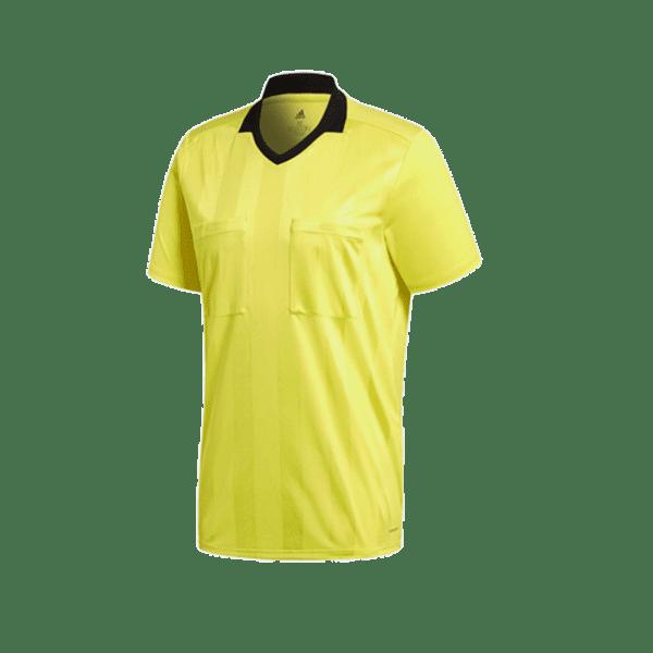 FLVW Schiedsrichter Trikot Kurzarm gelb