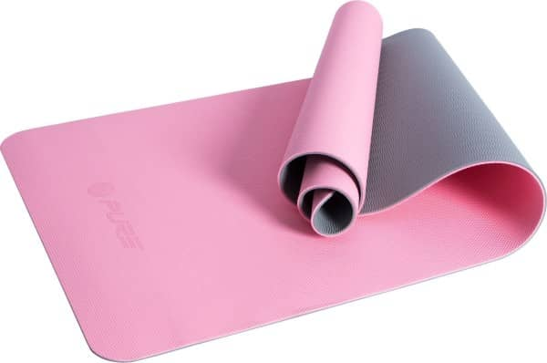 Pure 2 Improve Yoga Matte rosa