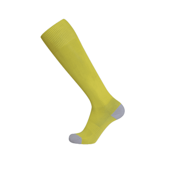 FLVW Schiedsrichter Stutzenstrumpf gelb