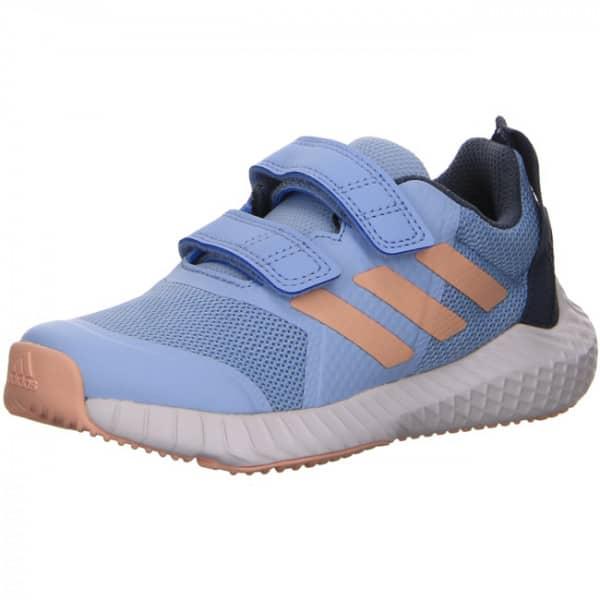 Adidas Hallenschuhe FortaGym blau