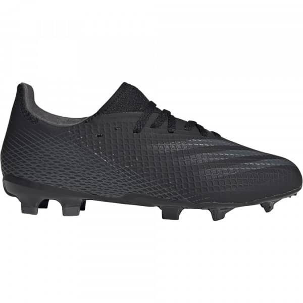 Adidas Fußballschuh X GHOSTED.3 Dark Motion FG Junior