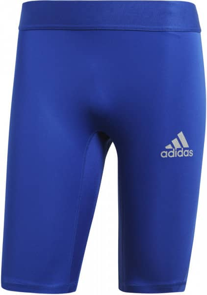 Adidas Herren Laufhose blau