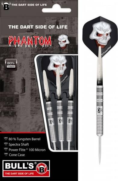 Steeldarts BULLS Phantom PT1 Steel Dart