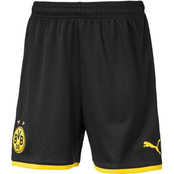 Puma Fussballhosen BVB Shorts Replica Kinder