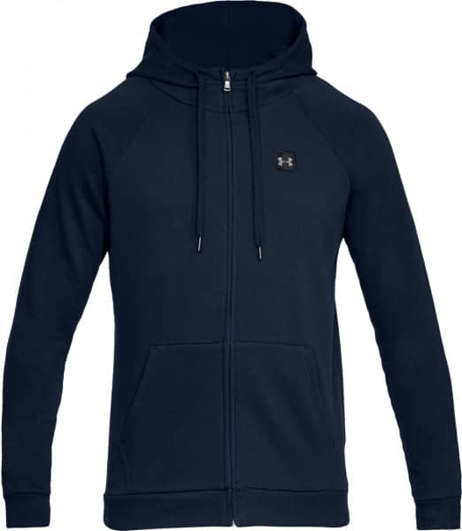 Under Armour Fitnessjacke nos rival fleece fz hoodie,academy